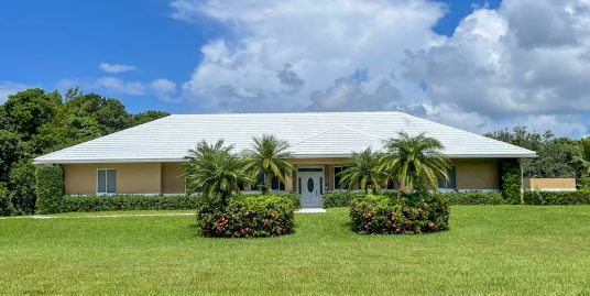 7101 HOLATEE TRAIL Southwest Ranches, FL 33330